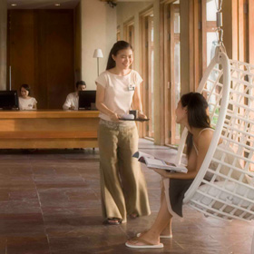 Thailand - best for hotel jobs