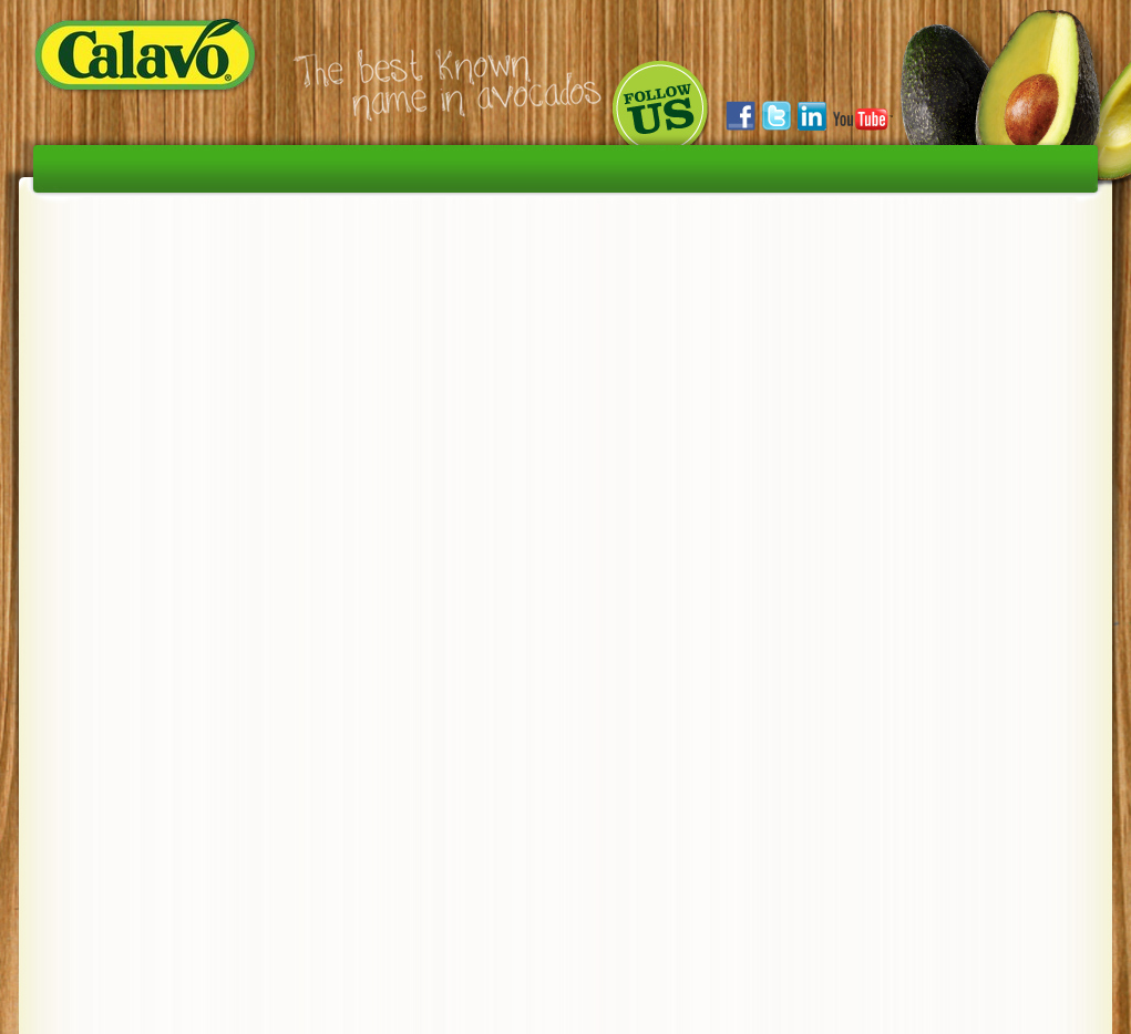 Calavo Growers Inc.