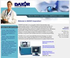 Daxor Corporation