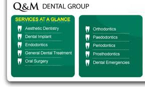 Q & M DENTAL GROUP (S) LIMITED