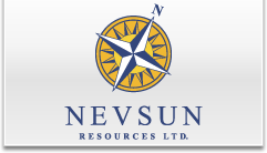 Nevsun Resources Ltd
